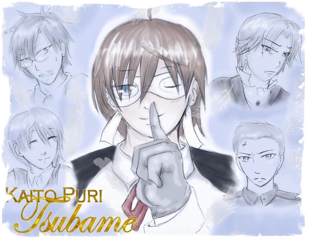 Kaito Puri Tsubame is back by UmiHoshi