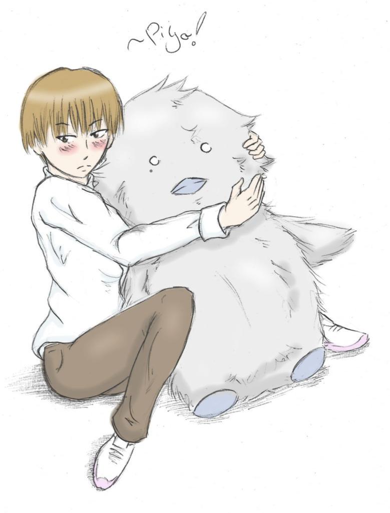 Hiyopiyo and Atobird by UmiHoshi