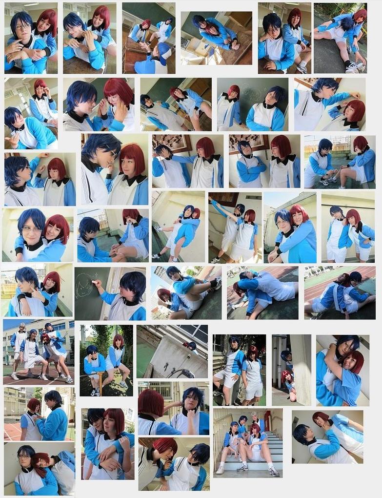 Yuushi cosplay by UmiHoshi