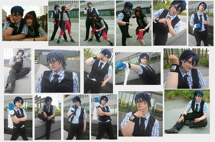 Yuushi DL3 cosplay by UmiHoshi