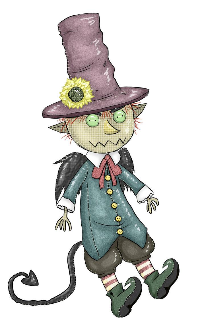 Mephisto Poppet by UmiHoshi