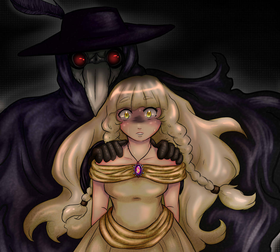 Phantom by UmiHoshi
