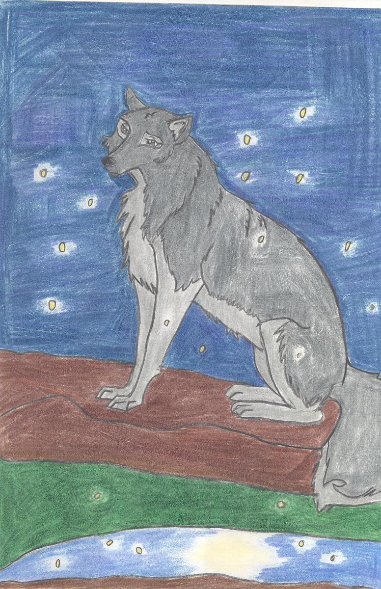 Lone Wolf by Tenshineko01