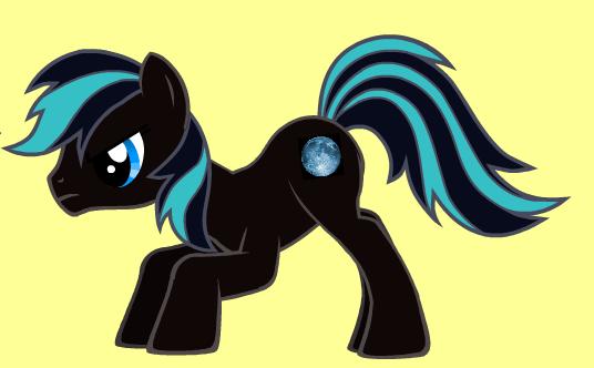 My Little Pony: Blue Moon by Tenshineko01