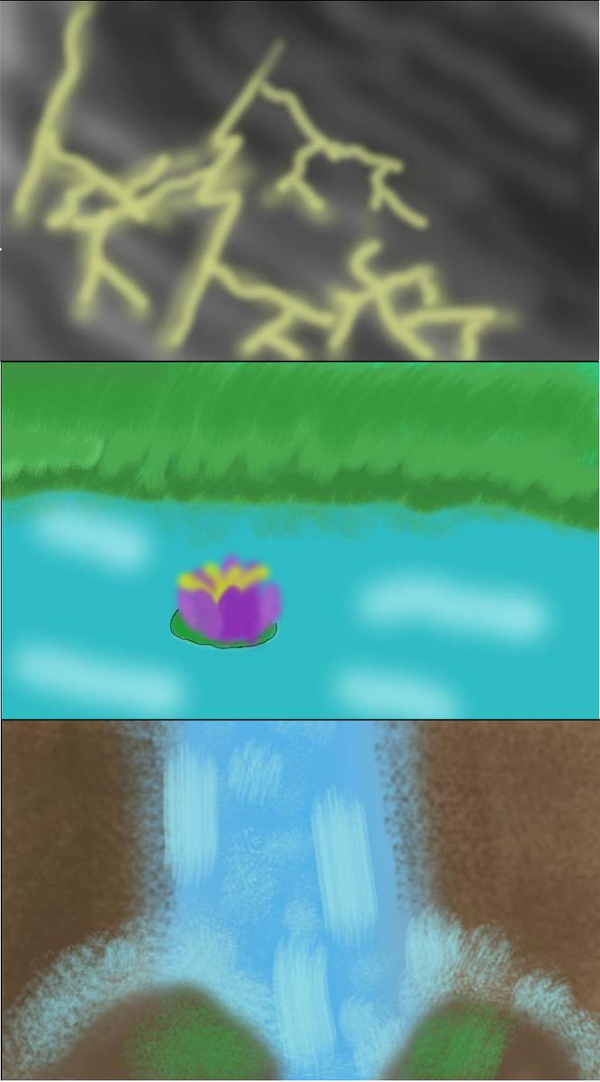 Three Pics, One song by Tenshineko01