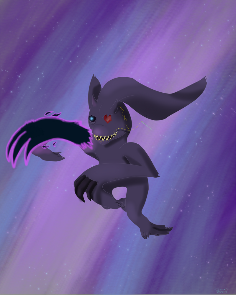 Use Shadow Claw! by Tenshineko01