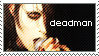DEADMAN STAMP by shrieks