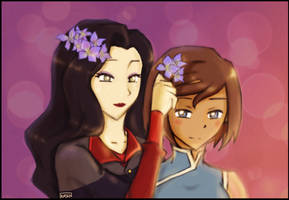 Day 1 - Flowers by Katantoon