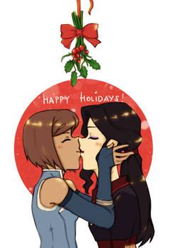 Have a Happy Korrasami Holidays!