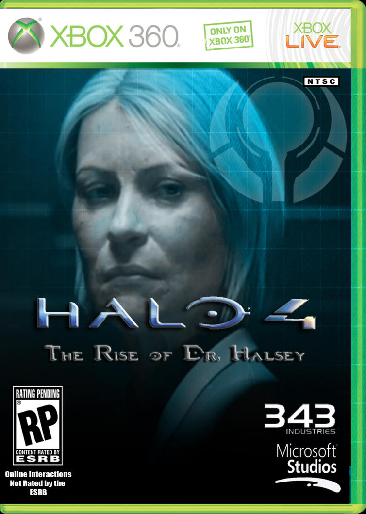 Halo 4: The Rise of Dr. Halsey by Siphen0