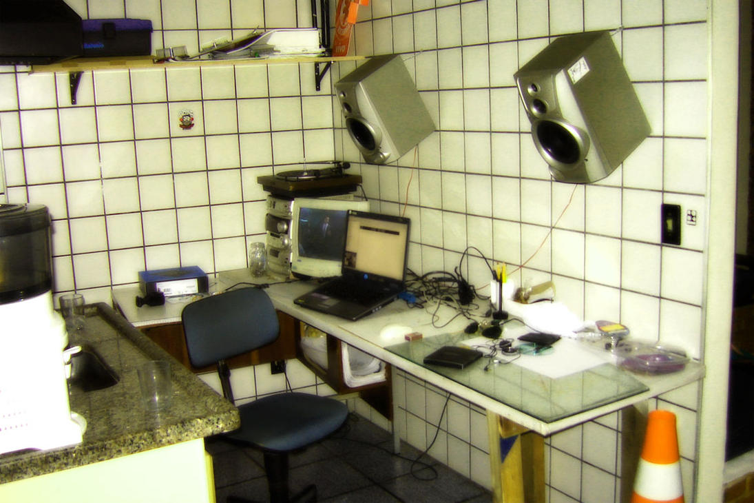 Workspace by The-Mente