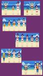 Request- Anko and Hinata Age Swap Comic