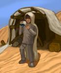 Desert scout by ChiVun