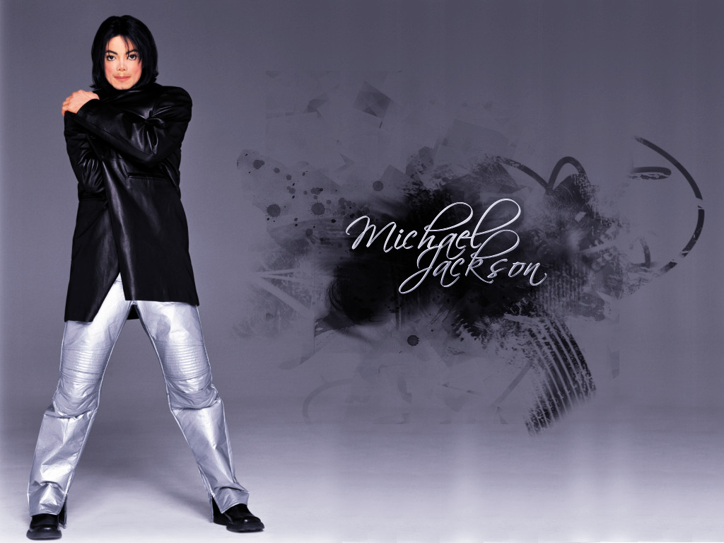 Michael Jackson Wallpaper 01 By My Beret Is Red