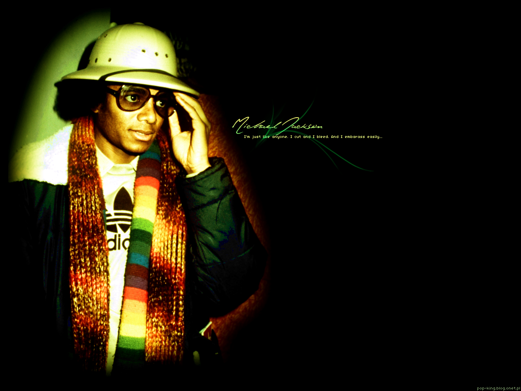 Michael Jackson Wallpaper 09 By My Beret Is Red