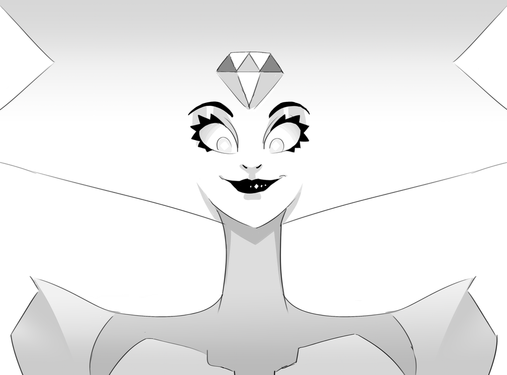 White Diamond by eyesacksmith