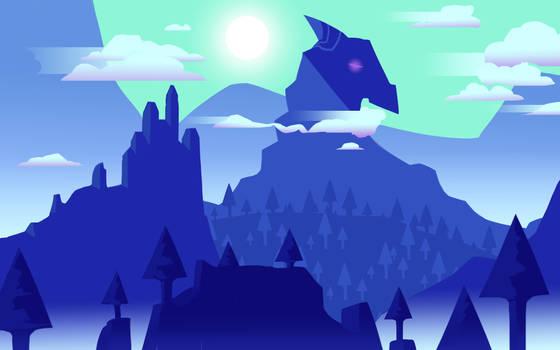 Dragon Bleak Rock