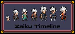 Zaiku Timeline by RintoHedgehog