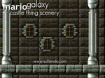 Mario Games - Castle