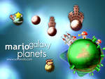 Mario Game - Planets