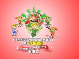 Legend of Zelda - Be smart by softendo