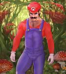 Homo Mario in Marioland