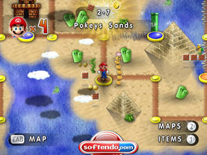 New Super Mario Forever 2012