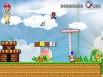 New Super Mario Forever 2012 Softendo
