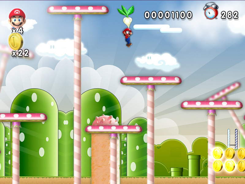 New Super Mario Forever Wii U 2012 by softendo on DeviantArt