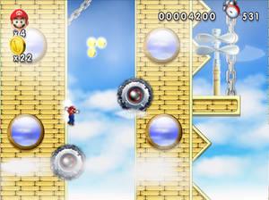 New Super Mario Forever PC 2012