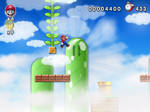 New Super Mario Forever PC 2012