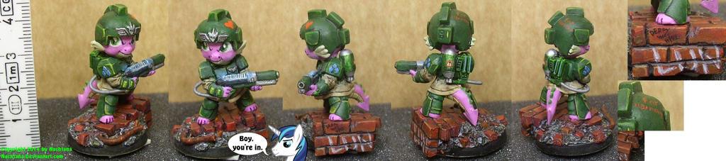 Spike in Colour by Nachtana