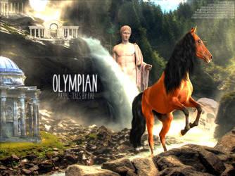 Olympian Akhal by SatinWings