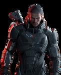 Mass Effect 3 Render
