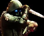 Resident Evil: ORC Render