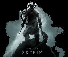Skyrim Render by N4PCroft