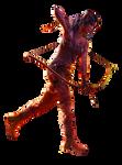 Lara Croft Tomb Raider Render