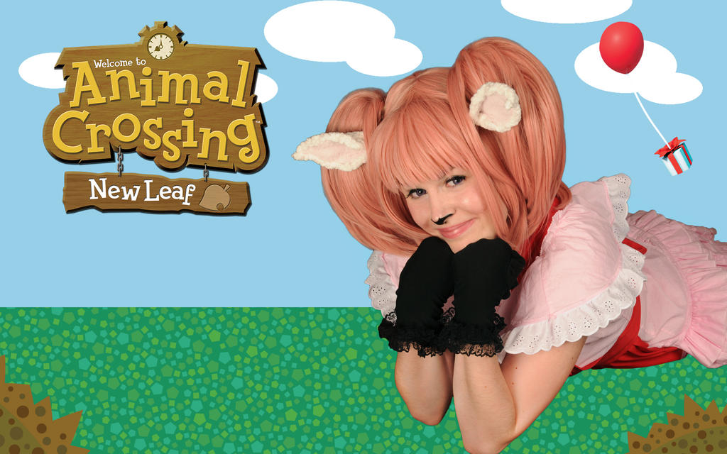 Welcome! - Reese Animal Crossing New Leaf Cosplay by ...