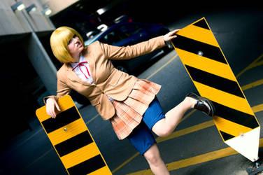 Hana Midorikawa Cosplay - Unforgivable by WorstWaifu