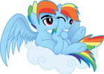 Rainbow Blitz x Rainbow Dash