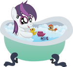 Gale Force in a tub