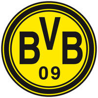 BVB Dortmund Logo 1 by Mr-Logo