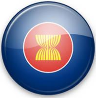 Asean logo round by Mr-Logo