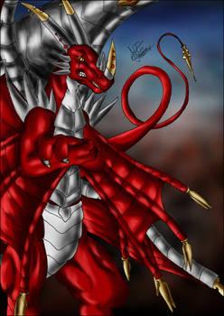 Royal Red Dragon