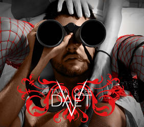 TAHA OZER DAVET CD COVER by oozisik