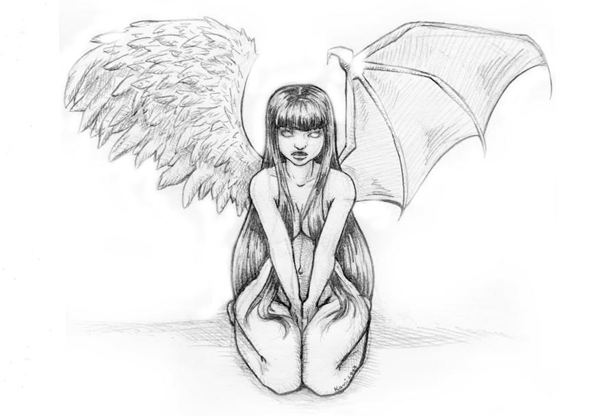 Coloriage De Demon Manga Viewletterco