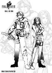 FFVIII: Hero and Heroine
