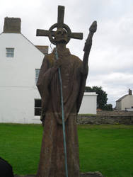 Stock: Saint Statue