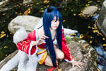 Ahri cosplay - League of legends