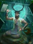 Ningirama, God of Magic